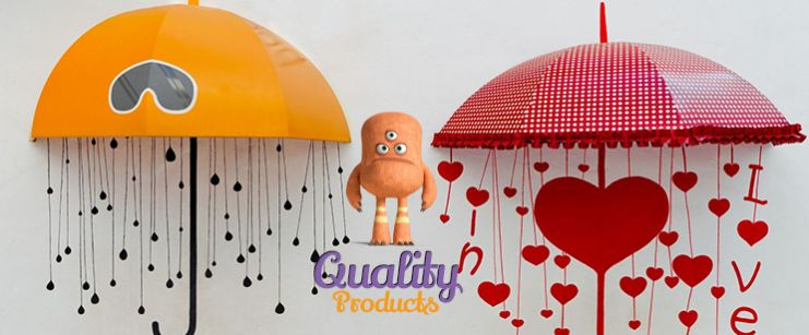 Quality products banner